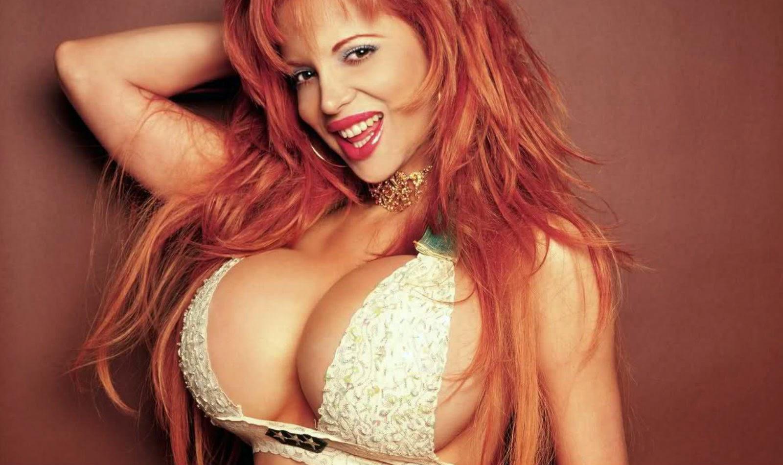 Самые большие сиськи мира секс, Большие сиськи красивых дамочек - Порно Большие 3 фотография