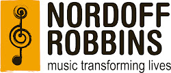 We support music therapy charity Nordoff Robbins