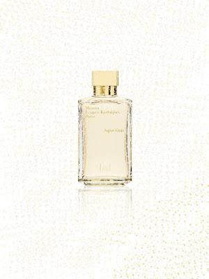 Persolaise a perfume blog persolaise review aqua vitae for Aqua vitae maison francis kurkdjian