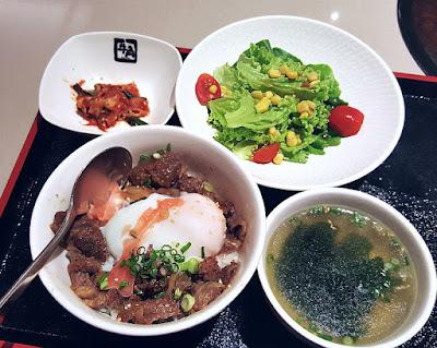 Purple Taste: Gyu Kaku @ Novena Square