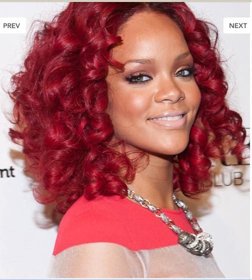 Hair Style 2012 Rihanna Hairstyles