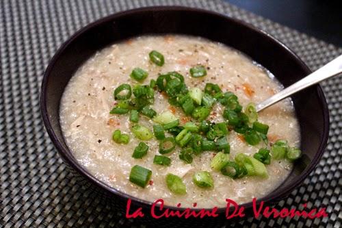 La Cuisine De Veronica 蔘雞粥