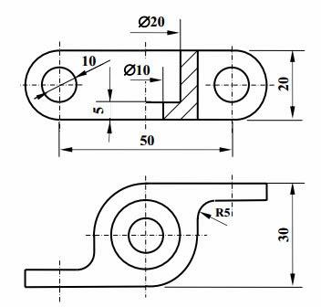 Dibujo t cnico 1 bach marzo 2015 for Tecnicas de representacion arquitectonica pdf