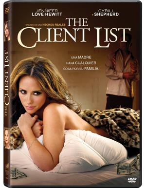 The Client List DVD