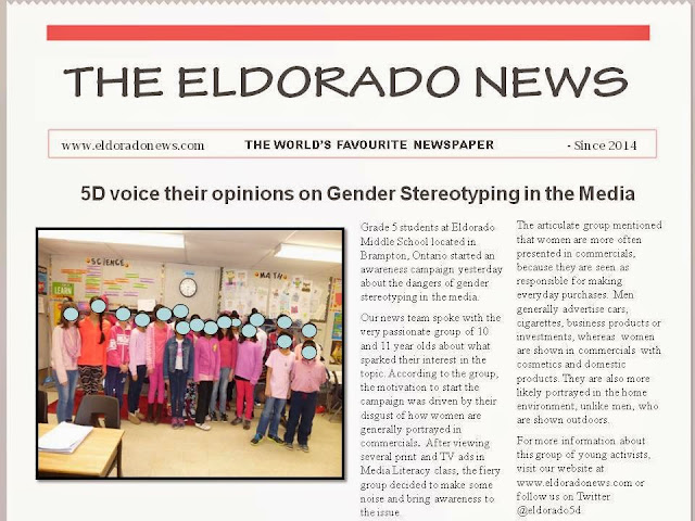 the influence of gender stereotyping and gender expectations in the media This is a video about the gender stereotypes portrayed in the media and their negative effect made for college writing and rhetoric, university of idaho, taught by megan mills-rittmann.