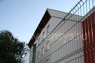 Забор металлический сварной Fensys. Фото 2