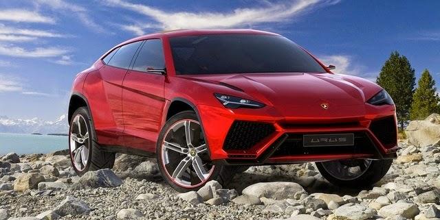 2017 Lamborghini Urus Specs