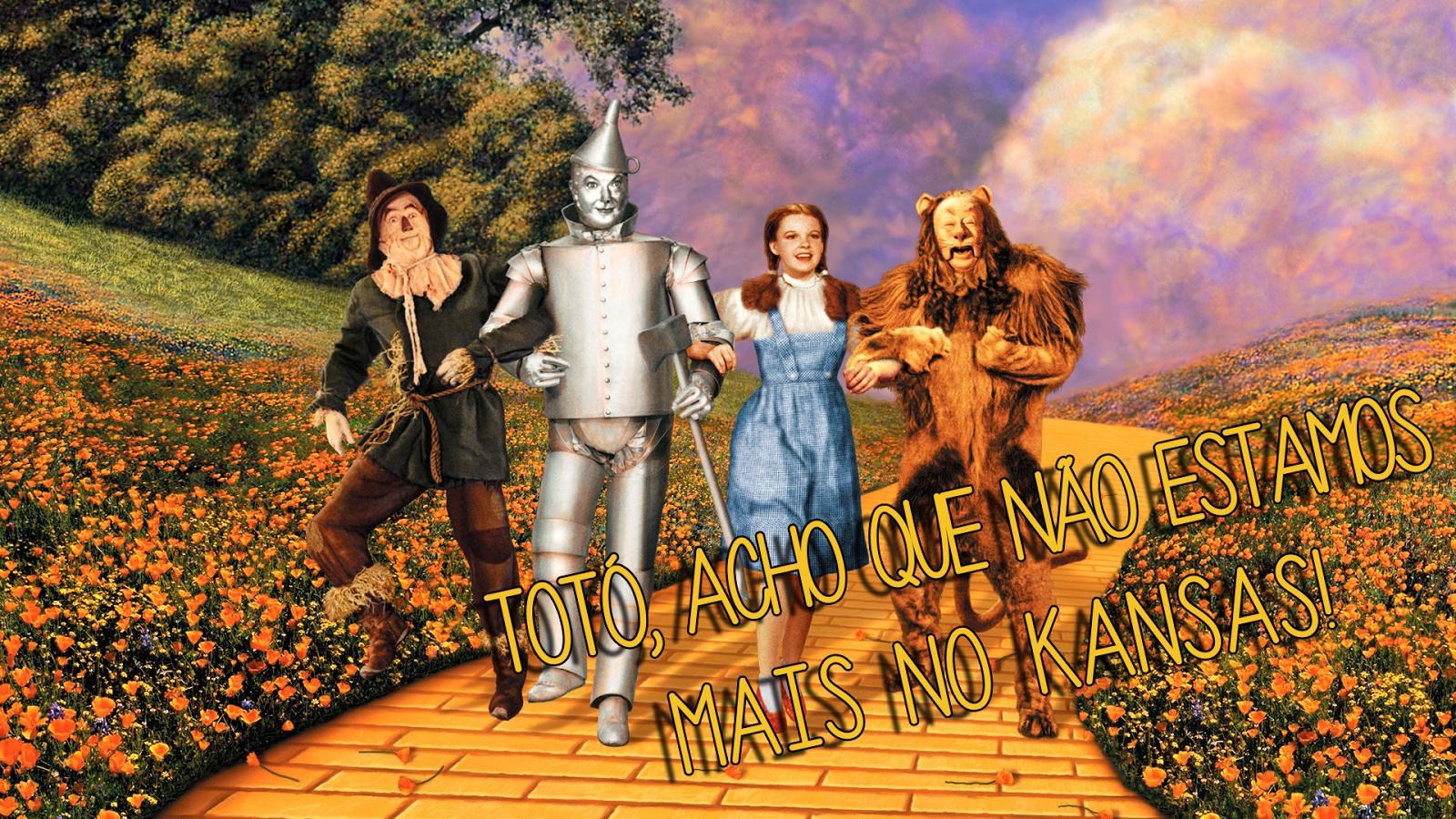 Resenha: O Mágico de Oz