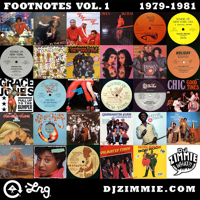 DJ Zimmie - Footnotes Vol 1