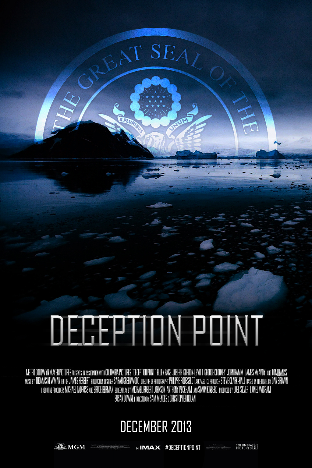 dan browns deception point review Dan brown - deception point dan brown has done it again one of my favorites politics gone wild deception point.