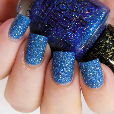 OPI Mariah Liquid Sand Get Your Number swatch