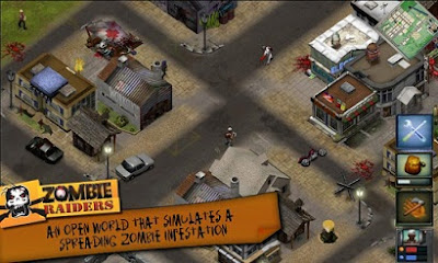 Zombie Raiders Android game