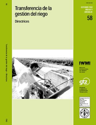 Transferencia de ça gestión del riego - Directrices
