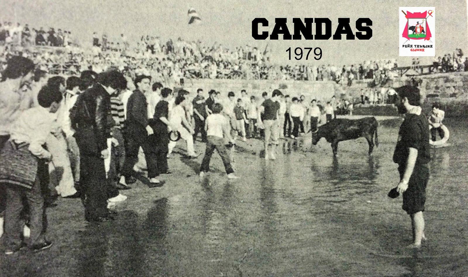 CANDAS CORRIDAS DE TOROS