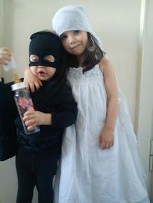 Zorro et la princesse