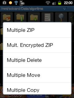 cara ekstrak file rar zip