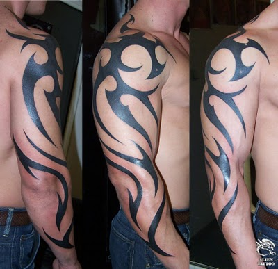 Tribal Tattoos on Tattoo World  Tribal Tattoos For Men