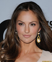 Minka Kelly Gatorade's G Series Fit Launch Party at the SLS Hotel