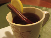 Wassail Cider Recipe-The Unlikely Homeschool