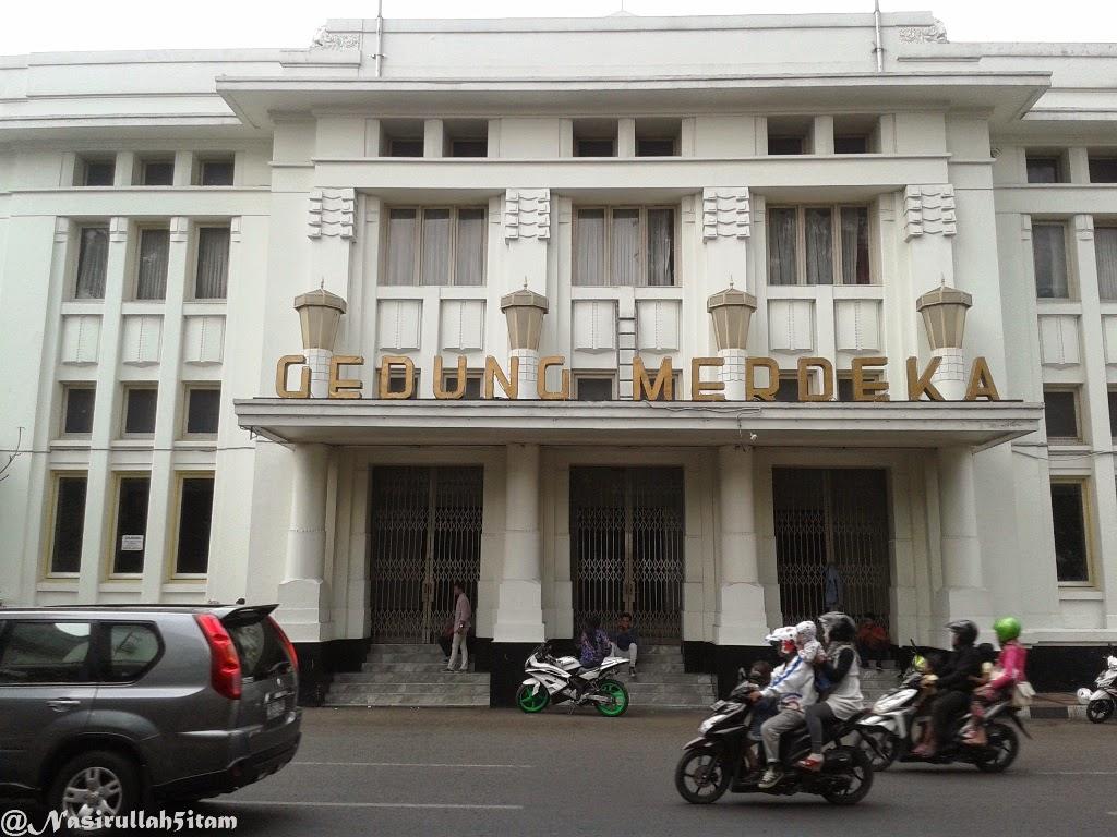 Kawasan Kota Bandung, Jawa Barat