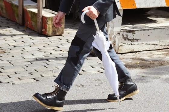 Roll Up: pantalones enrollados