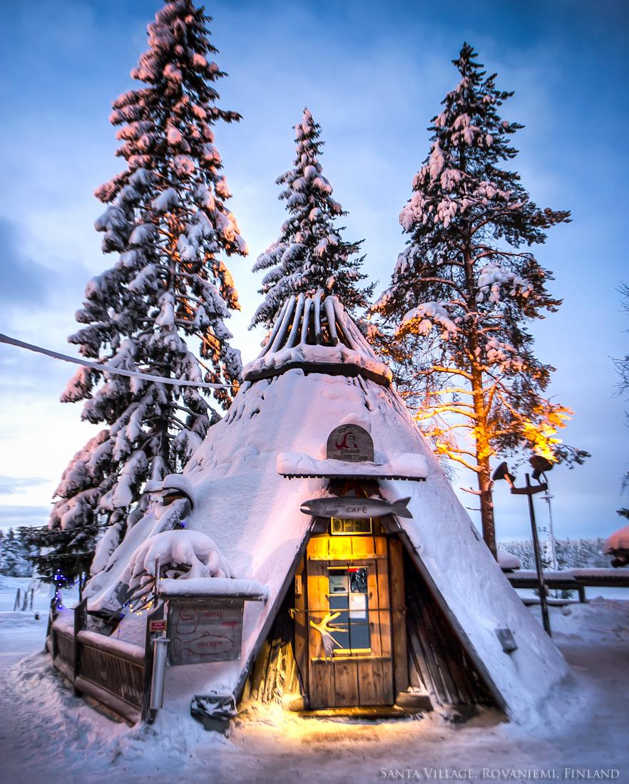 Where the hell is murph murph meets santa finland pt ii - Bagno holiday village ...