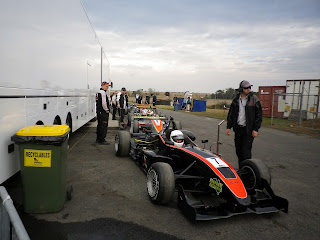 FORMULA RACE CARS