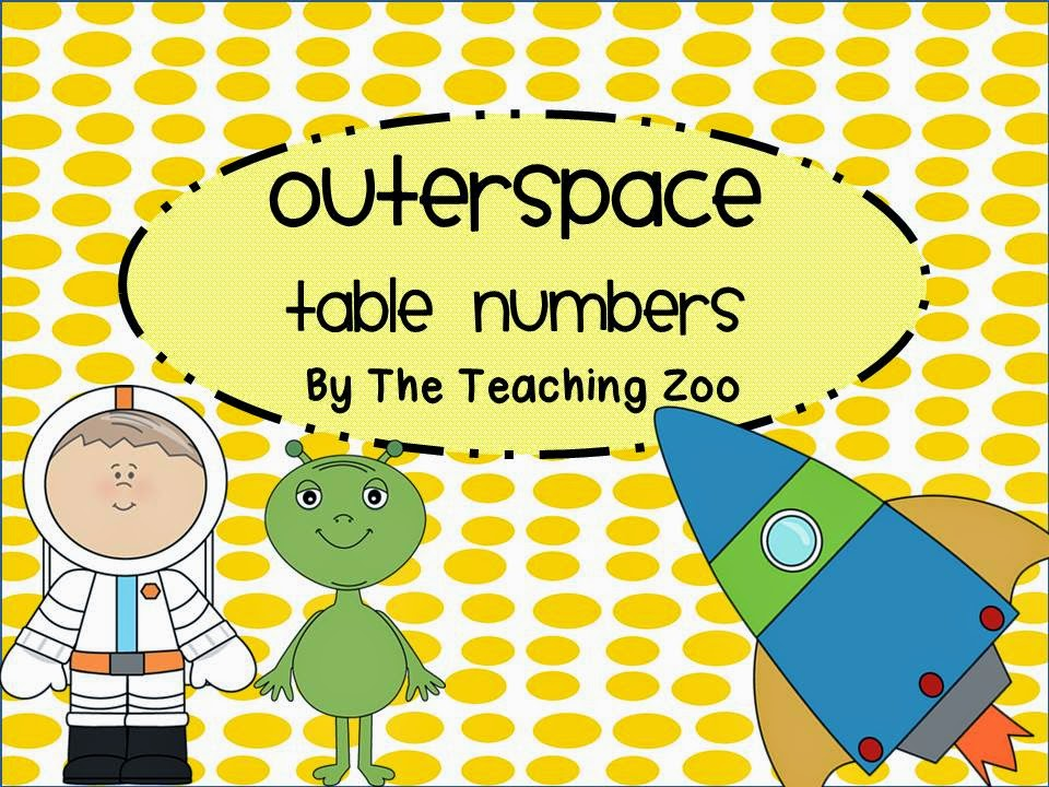 http://www.teacherspayteachers.com/Product/Space-Theme-Table-Numbers-1351110