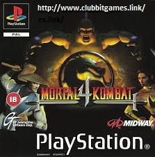 LINK DOWNLOAD GAMES Mortal Kombat 4 PS1 ISO FOR PC CLUBBIT
