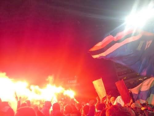 CU84 - Ultras Tito (Virage Sud)