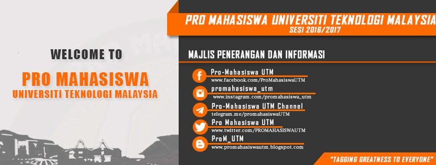 Pro Mahasiswa Universiti Teknologi Malaysia