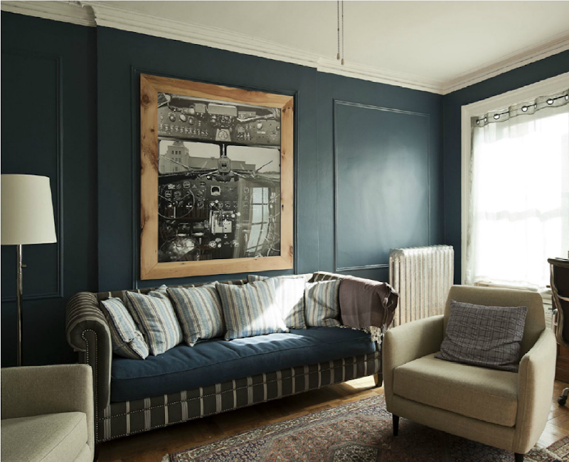 An East Village apartment by the Novogratz - A home with a vintage and  title=