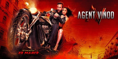Watch Agent Vinod 2012 Hindi