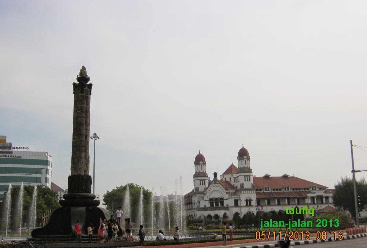 Tugu Muda dan Lawang Sewu Semarang