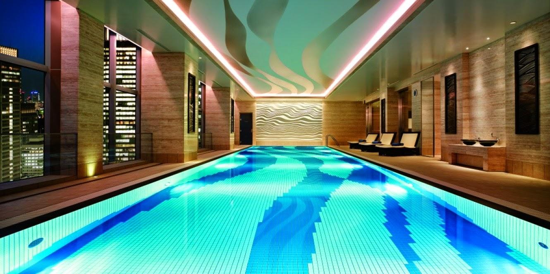 shangri la tokyo pool