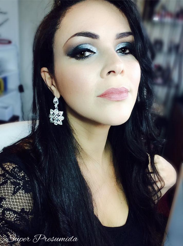 tutorial+maquiagem+tutorial maquiagem+prata com preto+shirley+super+presumida+sombra+kiko milano+nyx+blogguer+tutorial maquiagem prata com preto