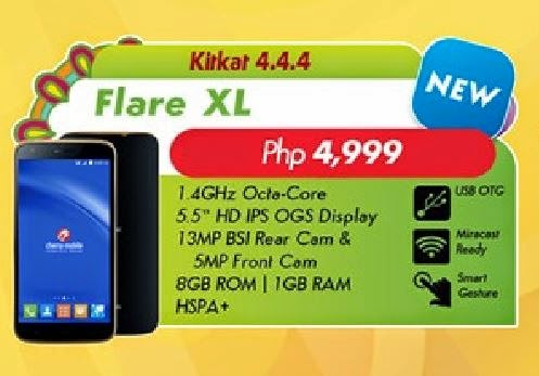 Cherry Mobile Flare XL