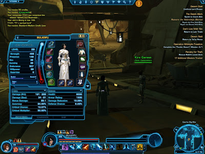 SWTOR - Stats