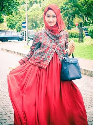 Hijab Ala Dian Pelangi - Hijab Populer
