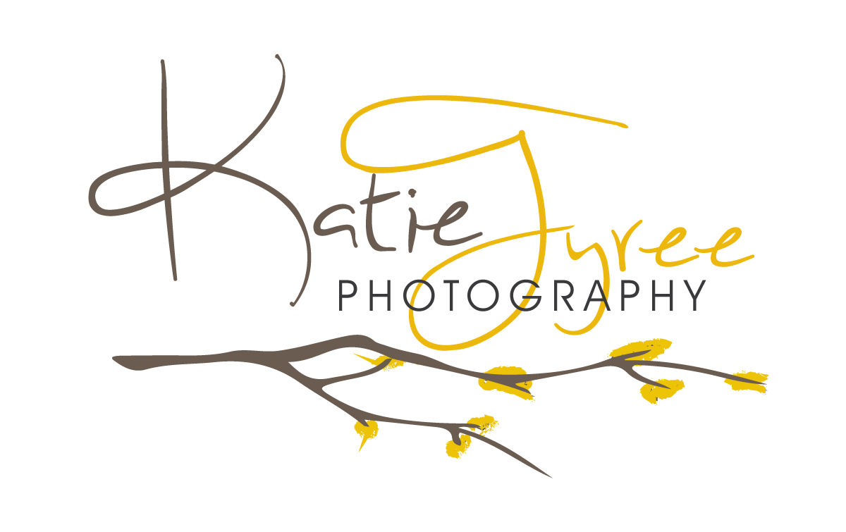 Family Photographer Logo Katie Tyree Photography