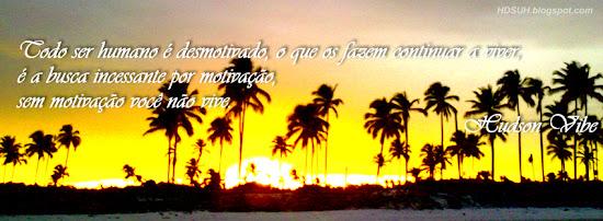 Por do sol em Ilhéus com frase - Bahia - Capas para Facebook