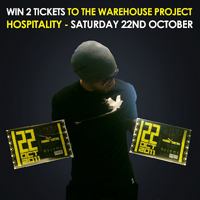 Warehouse Project, Hospitality