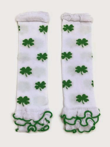 St. Patrick's Day Baby Clothes