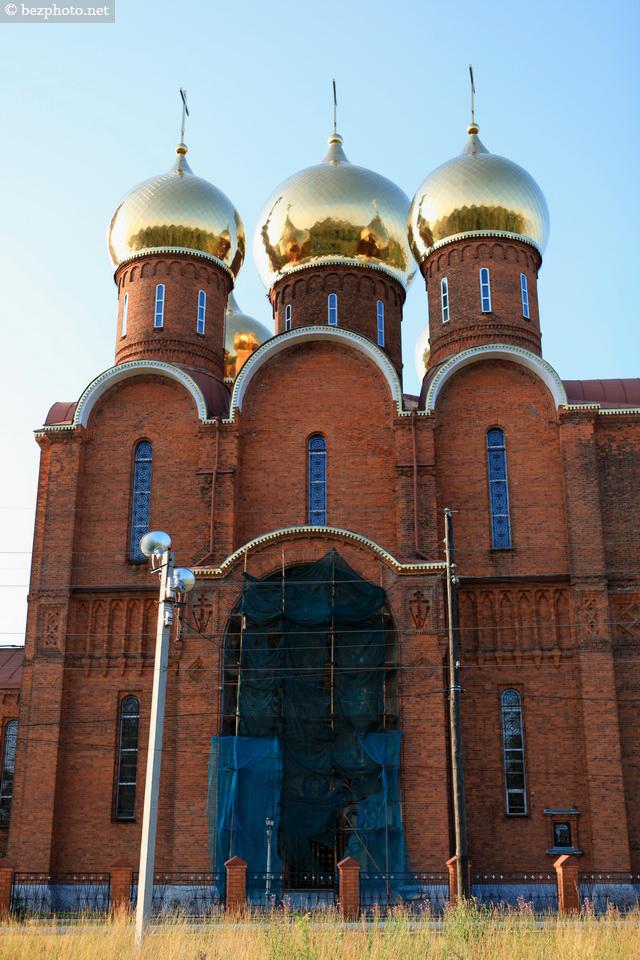 свято воскресенский храм вичуга