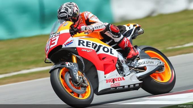 Hasil Tes MotoGP Sesi 2 di Sirkuit Sepang