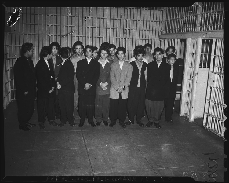 research paper on the zoot suit riots