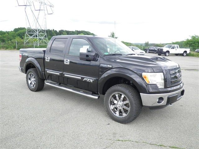 2012 Ford F150 Tuscany FTX Conversion Truck