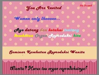 Pelatihan Kesehatan Wanita
