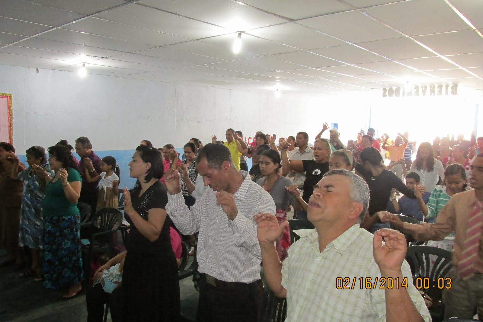 INAUGURACION 16 DE FEBRERO 2014 -BARCELONA - VENEZUELA