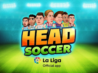 Download Head Soccer La Liga Apk Mod Terbaru 2015
